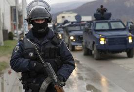 """DIPLOMATSKI KRUGOVI IZ PRIŠTINE OTKRIVAJU Kosovske vlasti planiraju UPAD NA SJEVER, u toku akcija """"Čelični prsten"""""""