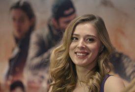 Glumica Milena Radulović u glavnoj ulozi u ruskom trileru (VIDEO)