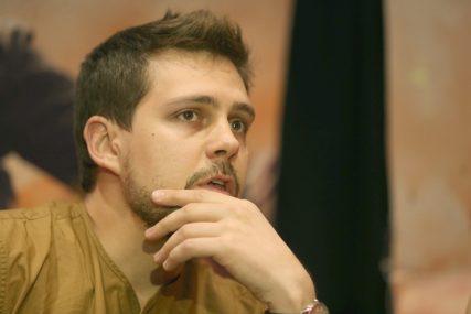 """""""I DALJE NE VJERUJEM"""" Miloš Biković poslao poruku Biljani Čekić koja glumi Daru i ostavio je bez teksta (VIDEO)"""
