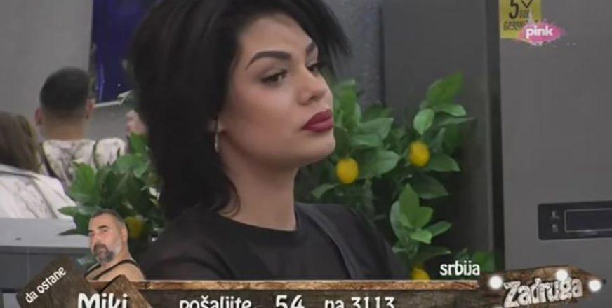 BRIZNULA U PLAČ Mina Vrbaški saznala da ju je dečko prevario sa BIVŠOM ZADRUGARKOM