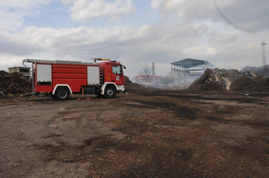 Vatrogasci spriječili EKOLOŠKU KATASTROFU: Radnici nepažnjom ZAPALILI PIRALEN