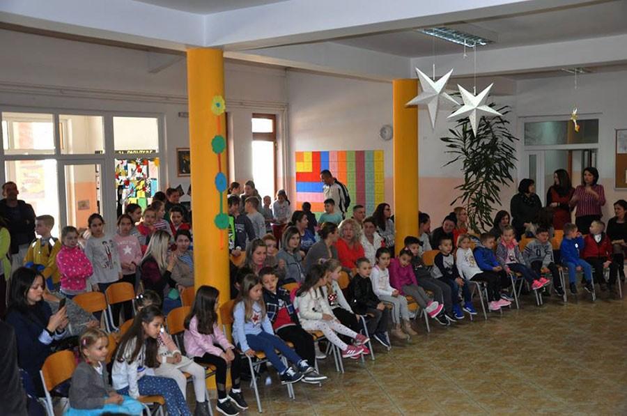 U sve tri osnovne škole na području opštine Ribnik počeo Program pripreme za polazak u školu
