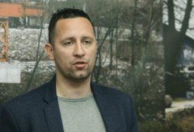 """IDE SVOJIM PUTEM Saša Lazić jedini odbornik iz Narodnog pokreta """"Banjaluka zove"""""""