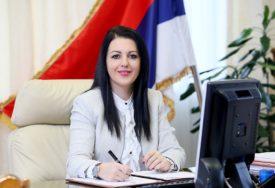 """""""RIJEŠILI BITNE STVARI"""" Davidovićeva rekla da zakon o sportu u aprilu ide u Skupštinu"""