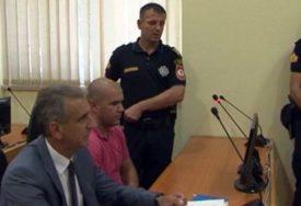 NOŽEM ZAKLAO SUGRAĐANINA Milišiću 20 godina robije zbog brutalnog ubistva