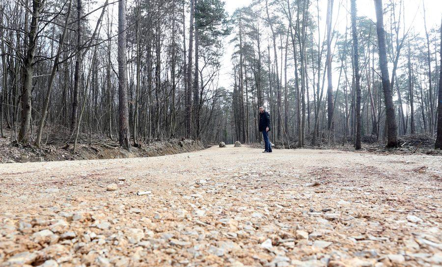 RADOVI U TRAPISTIMA NA LJETO Banjaluka dobija još jednu rekreativnu zonu
