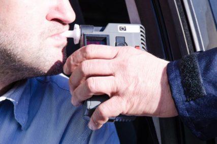 PUNE RUKE POSLA ZA SAOBRAĆAJCE Uhapšeno 17 pijanih vozača za dan