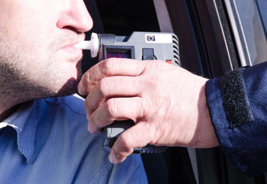KONTROLE U TESLIĆU Uhapšen pijani vozač