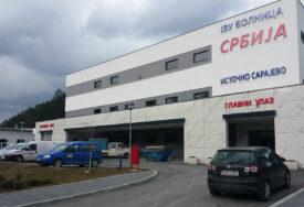 """NA KOVID ODJELJENJU 25 PACIJENATA Jedna osoba na respiratoru u bolnici """"Srbija"""""""
