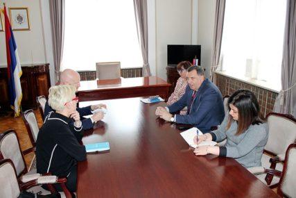 Dodik i ambasador Velike Britanije razgovarali o procesu formiranja Savjeta ministara