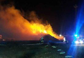Požar u krugu Incela pod kontrolom, ali još nije ugašen