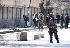 OBRAČUN POLICIJE I POBUNJENIKA U napadu u Kabulu četvoro poginulih