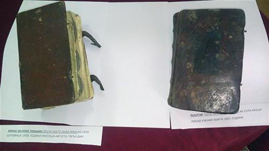 KRIJU VELIKE TAJNE Ovo je osam najstarijih knjiga na svijetu