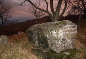 MRAMORNI SVJEDOCI VREMENA Oko 400 majevičkih stećaka u 40 nekropola ukazuju na srednjevijekovna naselja ovog kraja