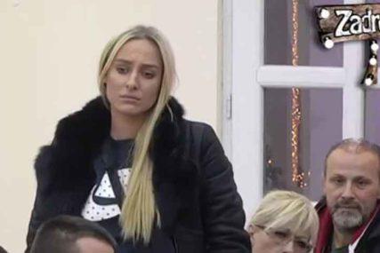 """""""SAHRANILA SAMU SEBE"""" Luna sebi dala za pravo da komentariše ponašanje OVE ZADRUGARKE (VIDEO)"""