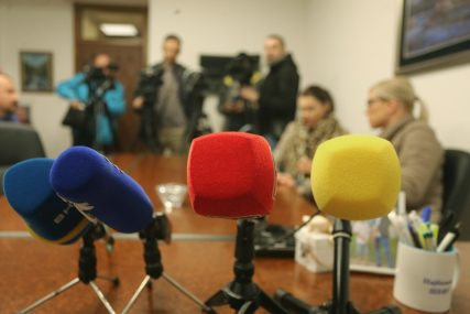 VITALNA ULOGA U DEMOKRATIJI Sloboda medija ključna u kriznim vremenima