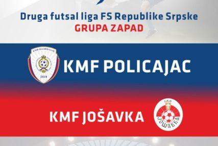 KMF Policajac proslavlja titulu protiv Jošavke