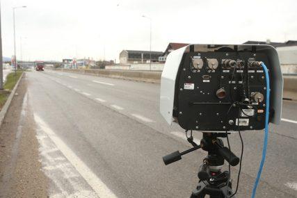 Vozači, smanjite gas! Automatski radar i presretač na saobraćajnicama tokom avgusta