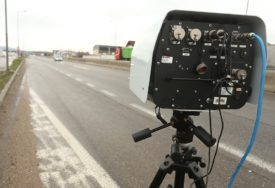 """KONTROLA SAOBRAĆAJA """"Dual"""" radar na području Bijeljine do 6. decembra"""