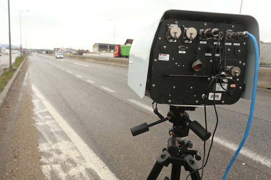Vozači, smanjite gas! Brzinu kretanja vozila u Bijeljini do 30. juna kontroliše radar