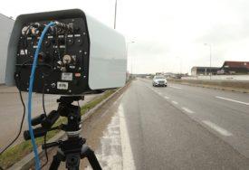 """RADARSKI SISTEM """"DUAL"""" Od danas kontrola brzine na putevima u regiji Birač"""
