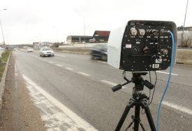 """VOZAČI BUDITE OPREZNI Od sutra pa naredne dvije sedmice kontrola saobraćaja """"dual"""" radarom"""