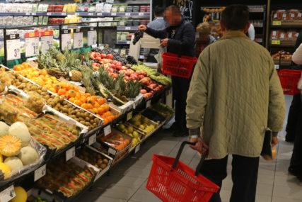 POVEĆAN I UVOZ Prošle godine izvoz voća iz BiH veći za 5,1 odsto