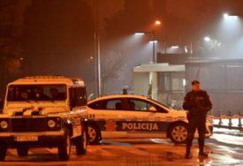 BURNO U CRNOJ GORI Policija kamenovana, uhapšeno nekoliko osoba