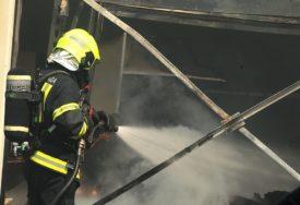 NEISPRAVNE INSTALACIJE Ugašen požar na objektu u Gradišci