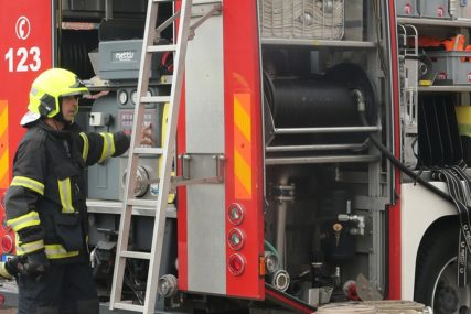 UGAŠEN POŽAR KOD TREBINJA Vatrogasci dežurali na požarištu tokom noći