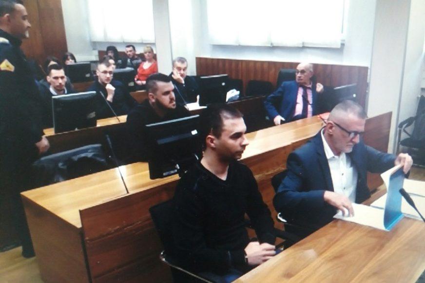 Završen dokazni postupak za UBISTVO ŠRAFCIGEROM: Na sljedećem ročištu SVJEDOČI OPTUŽENI Goran Bilčar