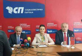 FRKA OKO KORIŠTENJA IMENA Socijalistička partija osudila odbijanje privremene mjere i najavila žalbu