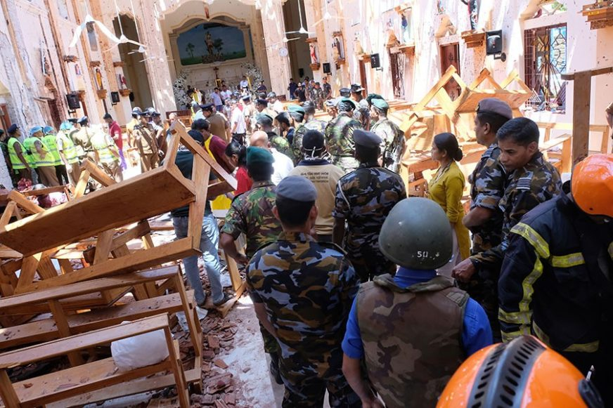 ZABRANJENI NIKAB I BURKE Nove mjere bezbjednosti u Šri Lanki nakon napada