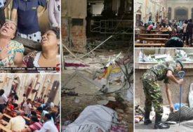 TRAGIČAN BILANS Povećava se broj poginulih u napadima u Šri Lanki