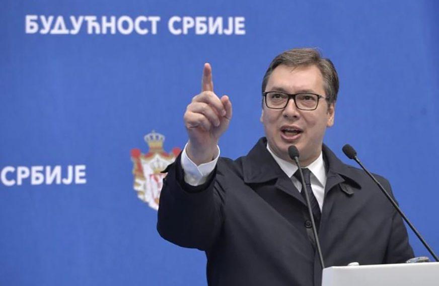 VUČIĆ SE SASTAJE SA POMPEOM Teme o kojima će razgovarati biće takse i zaštita srpskog naroda