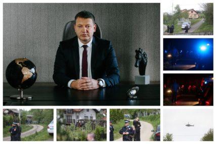 """ISTRAGA LIKVIDACIJE KRUNIĆA Ključ """"opel korse"""" korištene u ubistvu pronađen u kući odbjeglog Đukanovića"""