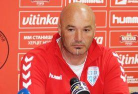 PREGOVORI U TOKU Bošnjaković kandidat za trenera Krupe