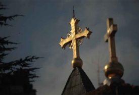 SRPSKE SVETINJE NA METI VANDALA Ukradeni sveti tasovi, pozlaćeni krstovi i šest kandila