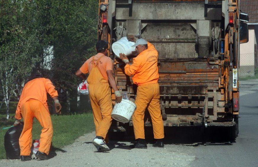 KANTE MIJENJAJU KONTEJNERE Planovi za drugačije prikupljanje otpada po naseljima