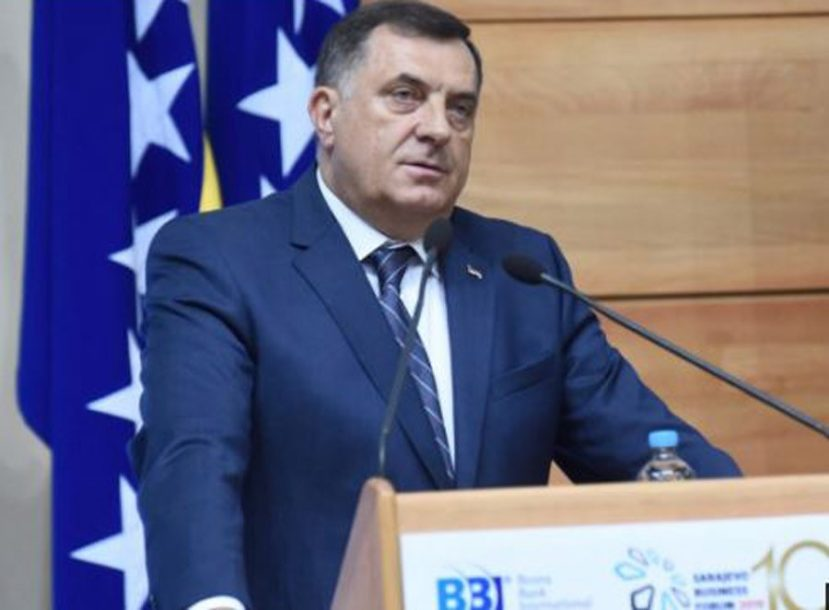 MIGRANTSKA KRIZA Dodik: Niko neće postaviti vojsku između Republike Srpske i Srbije