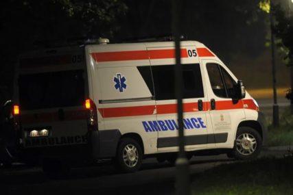 STRAVIČNA NESREĆA U sudaru dva kombija poginula jedna osoba, šestoro povrijeđenih