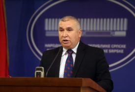 NISU PODRŽALI SNSD Kostadin Vasić kandidat Ujedinjene Srpske za gradonačelnika Zvornika