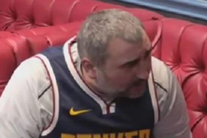 PRIVEDEN MIKI ĐURIČIĆ Završio u policiji zbog fizičkog napada na Suzanu i Nadeždu
