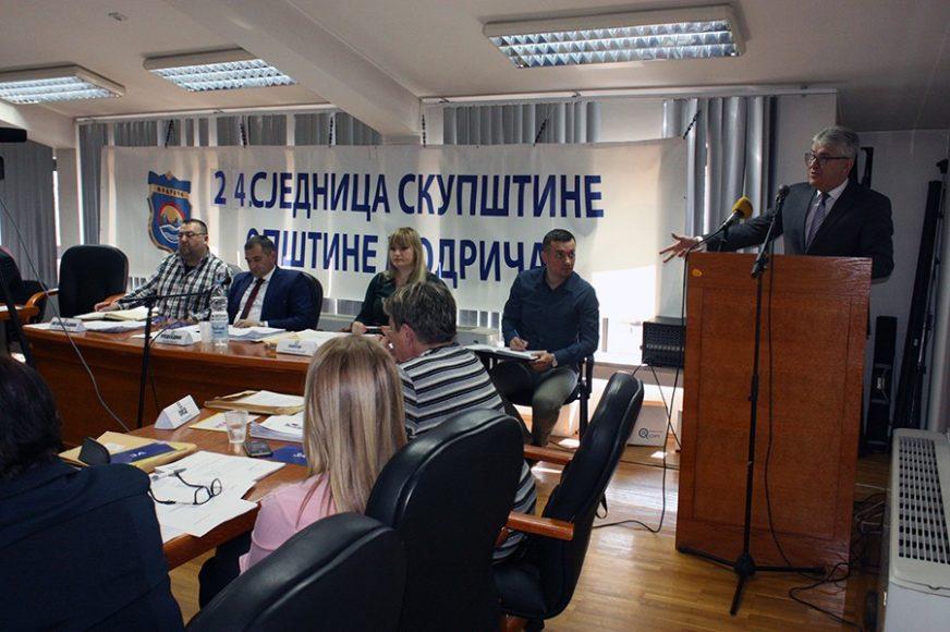 Modriča: Usvojen izvještaj o radu načelnika i Administrativne službe