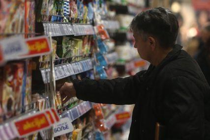 POGUBNE POSLJEDICE KORONE Potrošnja u Srpskoj manja za 1,1 milijardu KM