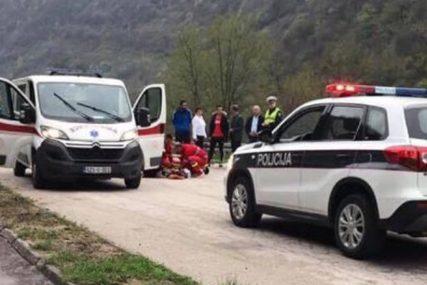 STRAVIČNO Automobil udario dječaka koji je prosio ispred tunela kod Zenice