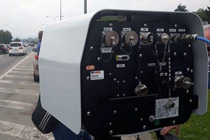 Policijska uprava Bijeljina: Radar dual kontroliše brzinu