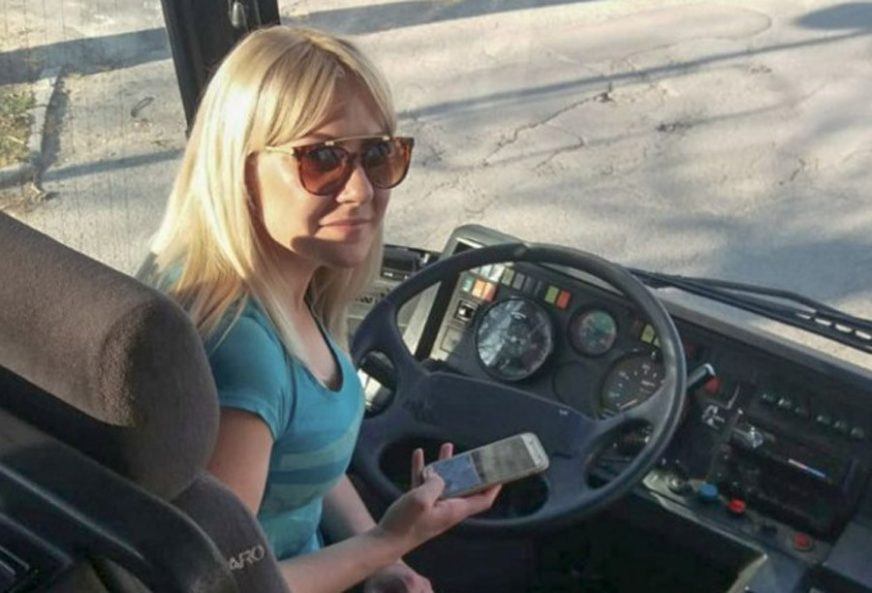 NEMA VREMENA ZA ISPIJANJE KAFA Saška iz Prijedora studira, vozi autobus, uzgaja pse, planinari (FOTO)