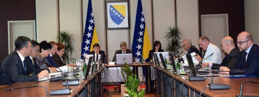 Savjet ministara usvojio Akcioni plan bez saglasnosti Vlade Srpske