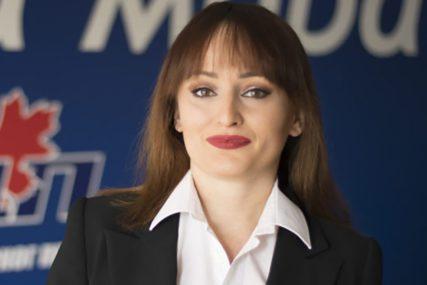 Petrovićeva poručila SNSD: Pogrdnim riječima ništa neće biti riješeno